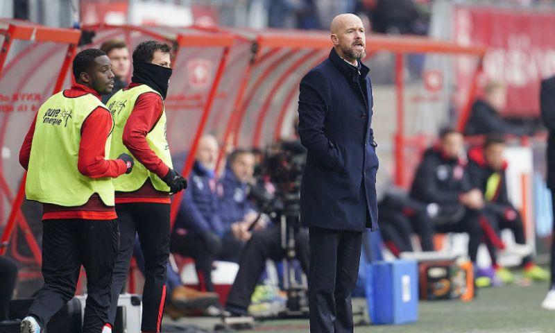Afbeelding: 'Ajax-trainer Ten Hag nu gelinkt aan Everton na vertrek Silva'
