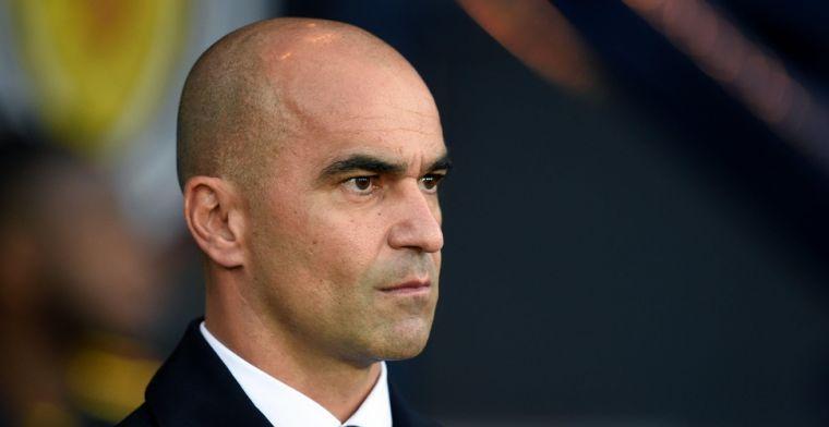 'Bondscoach Martinez laat zich uit over interesse van FC Barcelona'