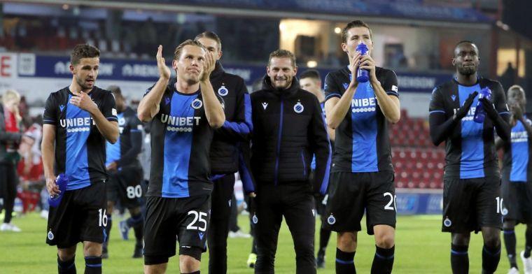 Verheyen laat zich uit over zoektocht naar nieuwe spits bij Club Brugge