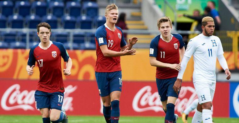 AZ troeft United af in strijd om Noors talent: 'Half Europa zat achter hem aan'