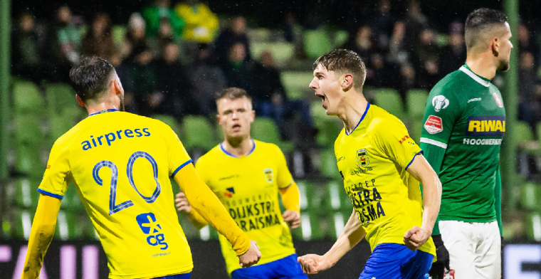 Cambuur zeven punten los na nieuwe domper Graafschap, NEC verliest bij Excelsior
