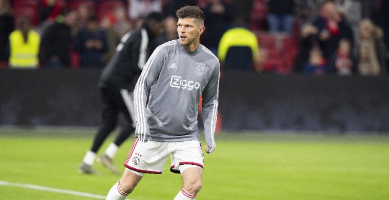 Ten Hag kondigt gesprek met Huntelaar aan bij Ajax: Wij gaan ook met hem praten