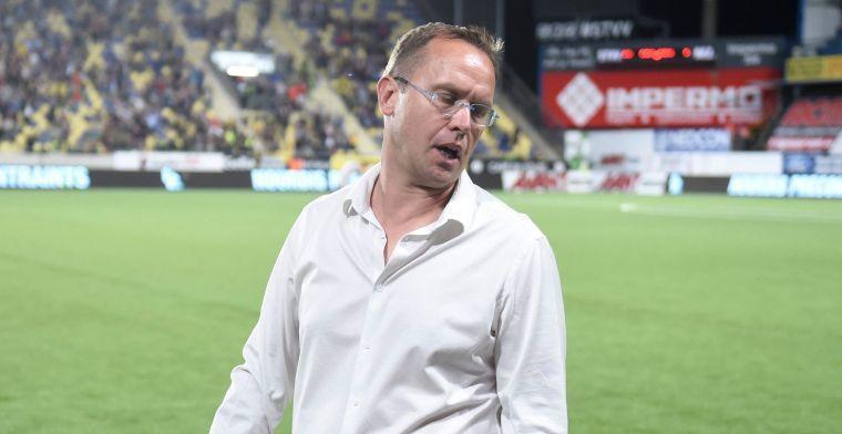 OPSTELLING: Bölöni zet Mirallas weer op de bank voor verplaatsing naar Freethiel