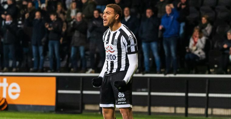 'Dessers (Heracles) mag dromen van een transfer naar Serie A'