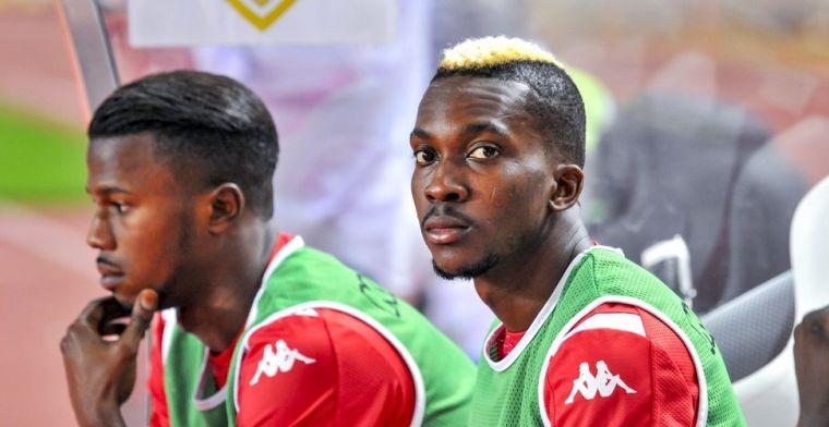 'Onyekuru gedumpt bij AS Monaco, aanvaller moet spelen in Franse Vierde Klasse'