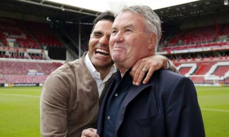 Afbeelding: Hiddink: 'Het was een kille, deurendichte en koude bedoening bij de KNVB'