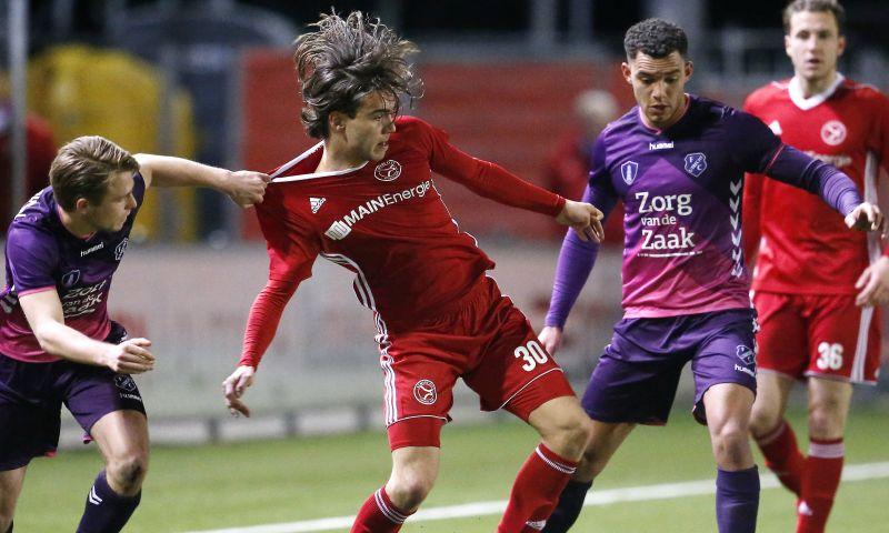 Afbeelding: Gewezen toptalent van PSV, Ajax en Real leverde contract in: 'Heel pijnlijk'