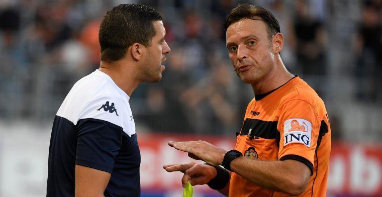 """Belhocine over Anderlecht: """"Ze zijn een rechtstreekse concurrent voor PO1"""""""