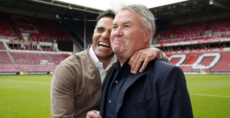 Hiddink: 'Het was een kille, deurendichte en koude bedoening bij de KNVB'