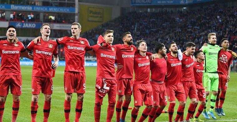 Valencia waarschuwt Ajax met zege in derby, Leverkusen en Bosz doen goede zaken