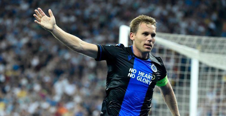 Vormer reageert op Diagne-voorval bij Club Brugge: Ik vond hem goed spelen