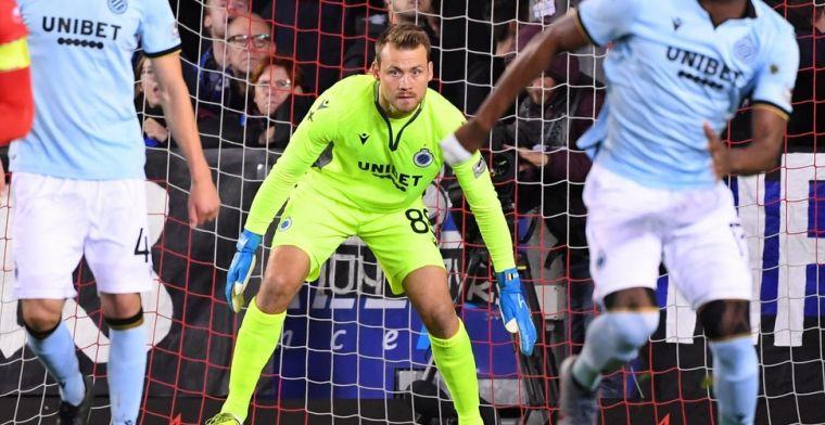 Nu Club Brugge, vroeger STVV: Mignolet kan niet wachten op terugkeer