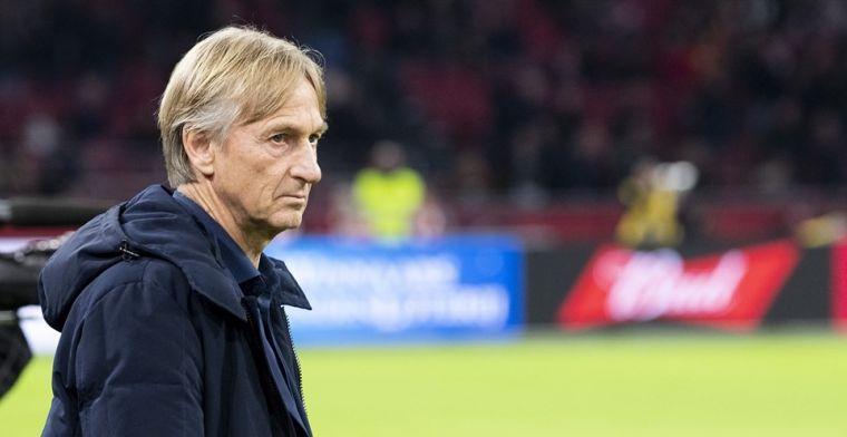 Koster: 'Schitterend, we hadden een hele goede dag nodig om van Ajax te winnen'