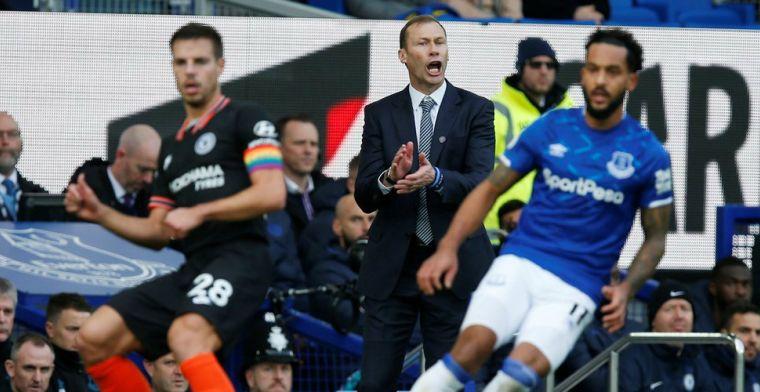 Everton recht de rug na roerige midweek en knokt zich verrassend voorbij Chelsea