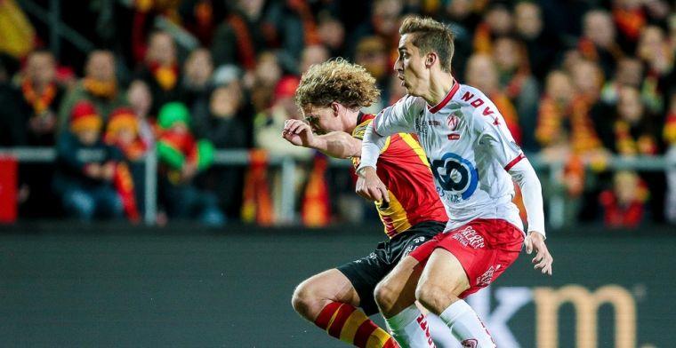 KV Mechelen en Kortrijk wachten tot laatste minuten om spektakel te brengen