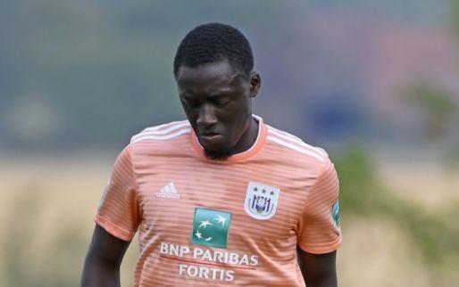Appiah laat zich uit over vertrek bij Anderlecht: