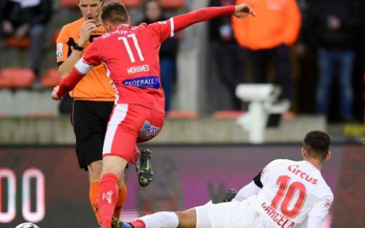 Standard wordt zwaar aangepakt na rode kaarten: 'Dat zie je enkel bij deze ploeg'