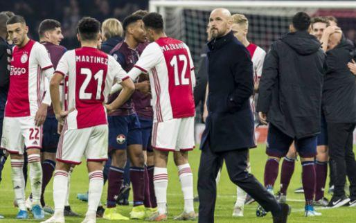 Perez voorziet 'problemen': 'Een paar ploegen kunnen zich wapenen tegen Ajax'