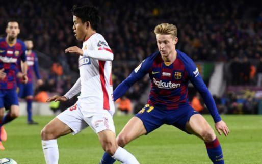 'De Jong draagt het gewicht van het spel bij Barça, alles gaat via hem'