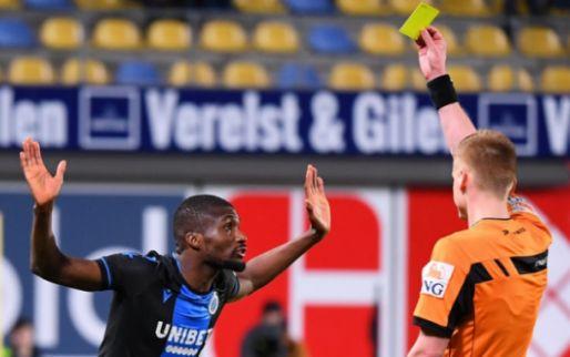 VAR aangepakt na STVV - Club Brugge: