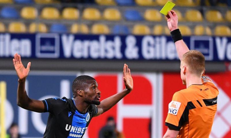 Afbeelding: VAR aangepakt na STVV - Club Brugge: