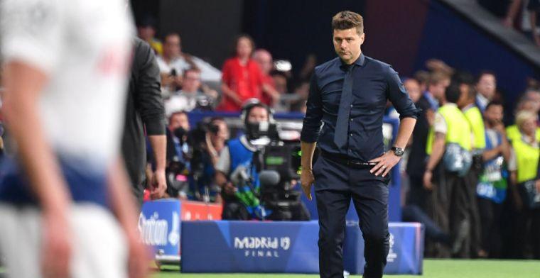 Pochettino reageert en sluit Arsenal niet uit: 'We zullen zien waar dat is'