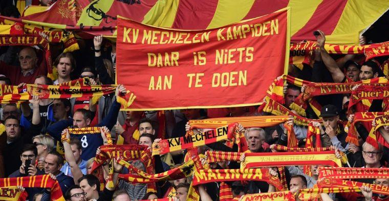 OFFICIEEL: KV Mechelen is PSV en Belgische topclubs te snel af