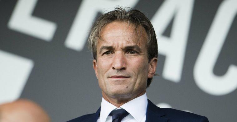 Koevermans over passage in boek: 'Mis competenties om Feyenoord-directeur te zijn'
