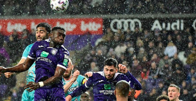 Play-Off 1 glijdt steeds verder weg: Anderlecht laat punten liggen tegen Charleroi