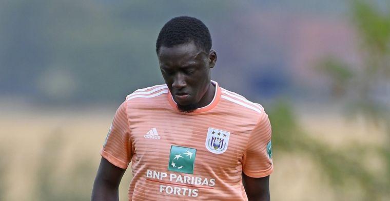 Appiah laat zich uit over vertrek bij Anderlecht: Wens van het bestuur