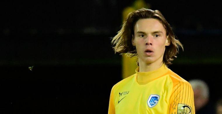 17-jarige Vandevoordt na competitiedebuut: Hoop dat ik mag starten tegen Napoli