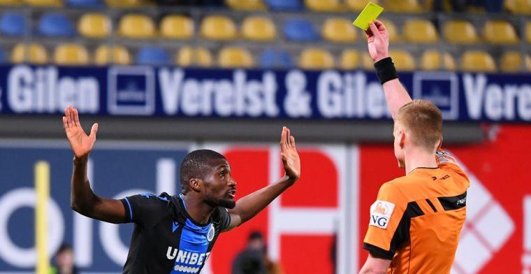 VAR aangepakt na STVV - Club Brugge: Toonvoorbeeld van hoe je systeem verkloot