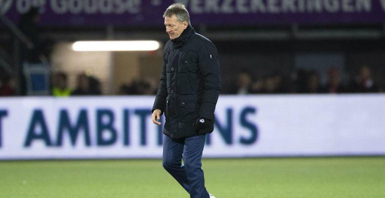 Wormuth baalt van boeking Pröpper: 'Waarom hebben we nog aanvoerders nodig?'