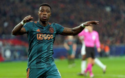 Ten Hag komt met vervelend nieuws voor Ajax: Promes ontbreekt tegen Valencia