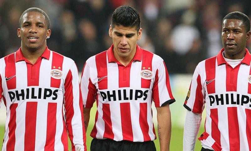 Afbeelding: Salcido zocht heil bij McDonald's: 'PSV heeft me op de vloer van de wc gevonden'