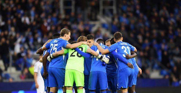 """KRC Genk gaat voor de winst tegen Napoli: """"Dat geeft een ander gevoel"""""""
