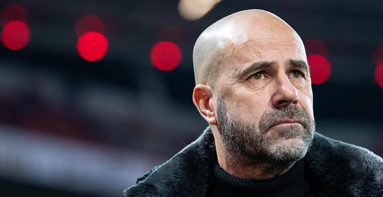Bosz veegt titelkansen resoluut van tafel: 'Uiteindelijk wordt Bayern kampioen'