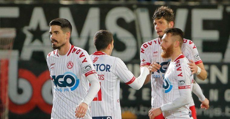 'KV Kortrijk stuurt speler naar de B-kern na aanvaring met supporter'