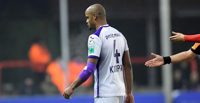 Niet verwachten dat Kompany Duivels helpt als hij niet speelt bij Anderlecht