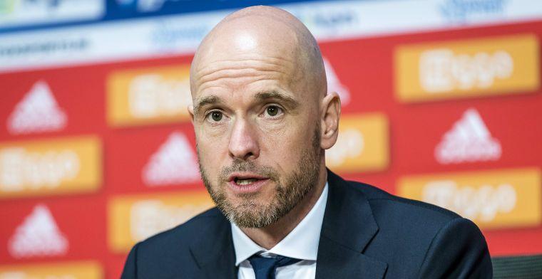 LIVE: Persconferentie Ten Hag voor Ajax - Valencia (gesloten)