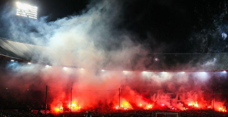 Rellen niet uitgesloten bij Porto-Feyenoord: 'Goed dat fans wel worden toegelaten'