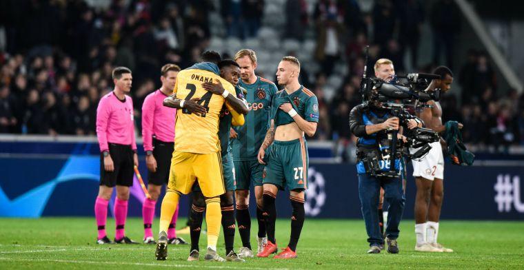 'Ajax in spanning: Onana en Promes onderworpen aan uitgebreide test'