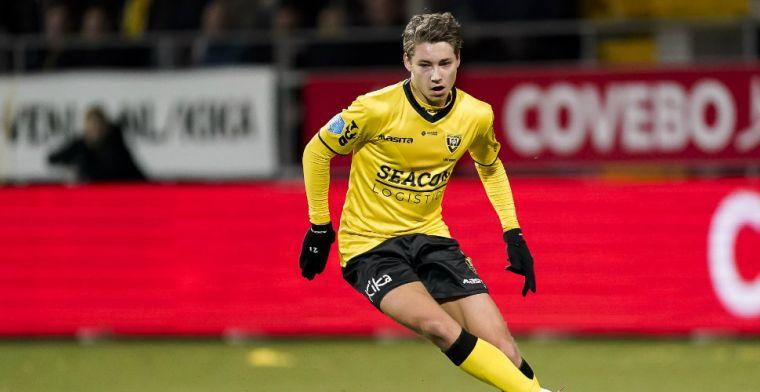 'Koning Jay' brengt nieuwe energie in elftal VVV: 'We voetballen met het hart'