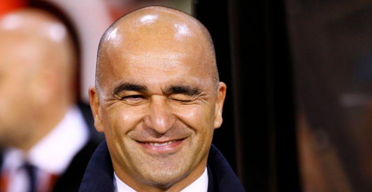 Martinez droomt van glorie op EK: Deze groep geschiedenis wil schrijven