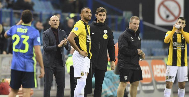 Vitesse-fans fluiten invaller uit: 'Zeer pijnlijk, je maakt zo'n jongen kapot'