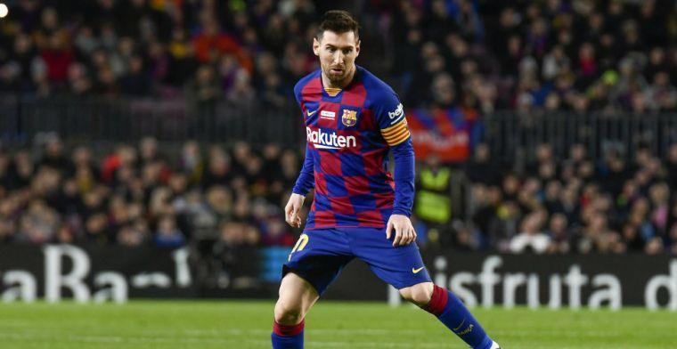 Kansen van Lukaku op volgende ronde stijgen, Messi ontbreekt met Barça tegen Inter