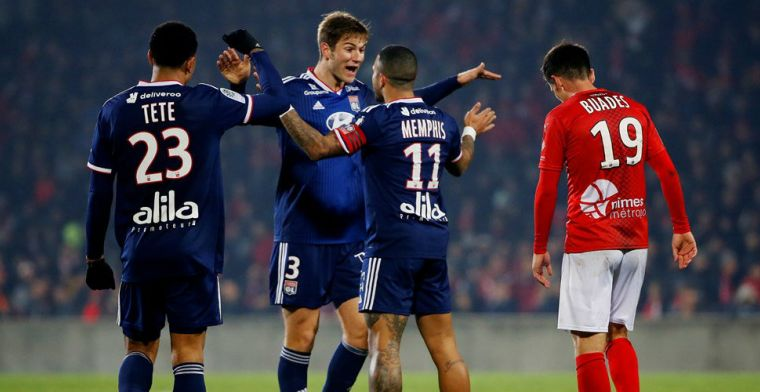 Ex-Eredivisie-enclave in L'Équipe-elftal: eervolle vermelding voor Memphis én Tete