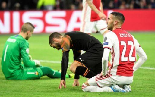 Spelersrapport: Vijf onvoldoendes bij Ajax na Champions League-exit