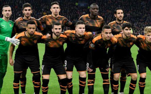 Buitenspel: Nederlandse wet verplicht Valencia om zonder sponsor te spelen