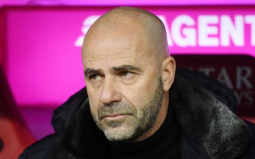 Bosz en Leverkusen met elkaar in gesprek in La Manga